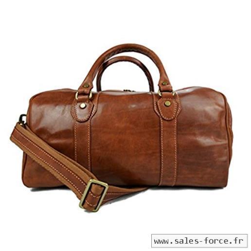 bagage cuir homme