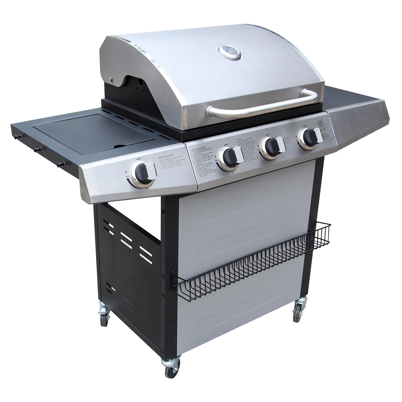 barbecue gaz plancha
