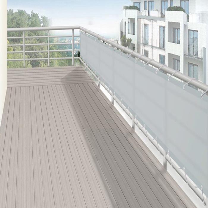 brise vue balcon