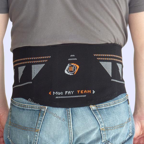 ceinture lombaire sport