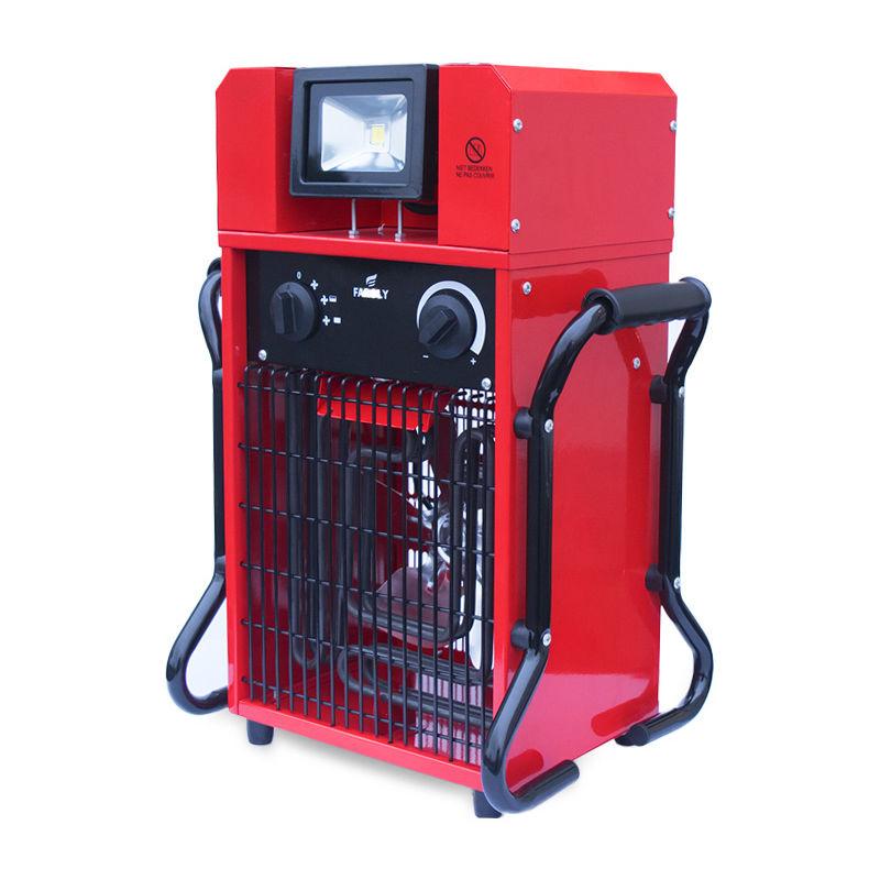 chauffage atelier electrique