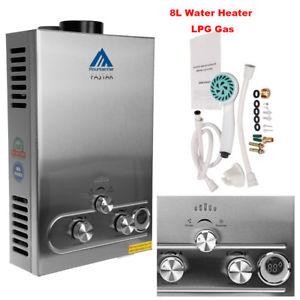 chauffe eau gaz instantané