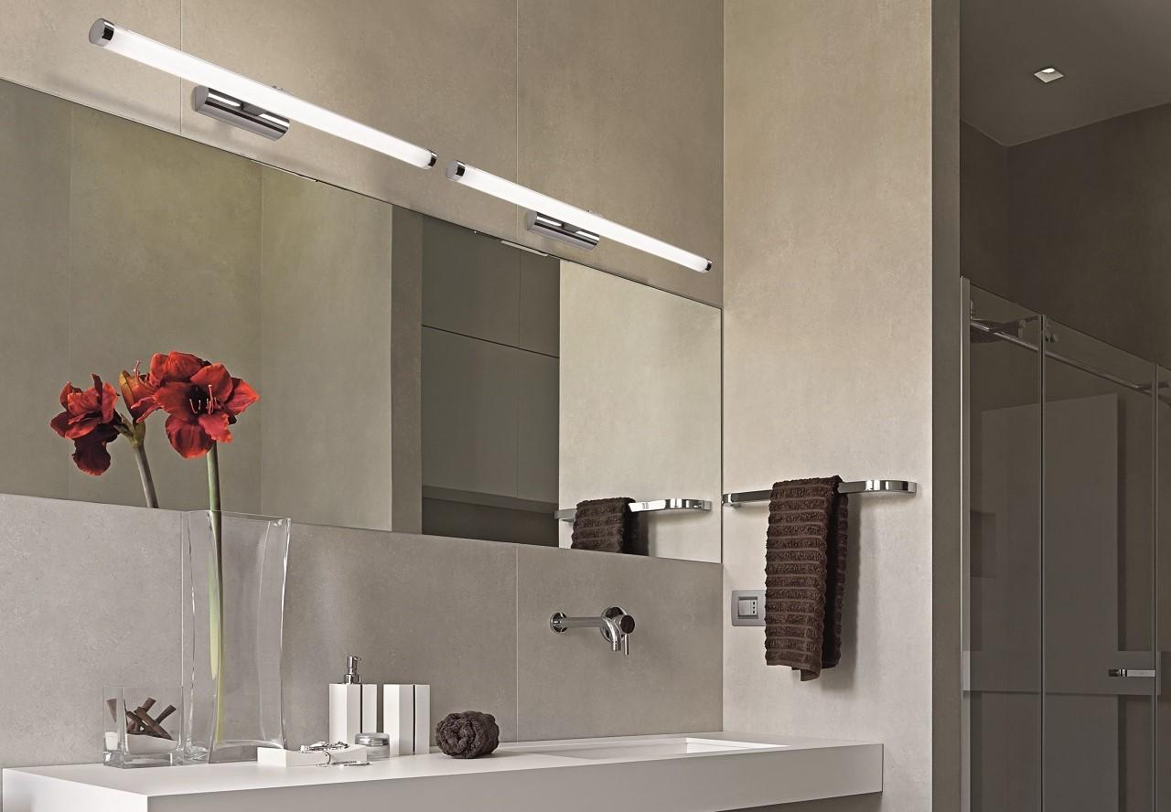 eclairage miroir salle de bain