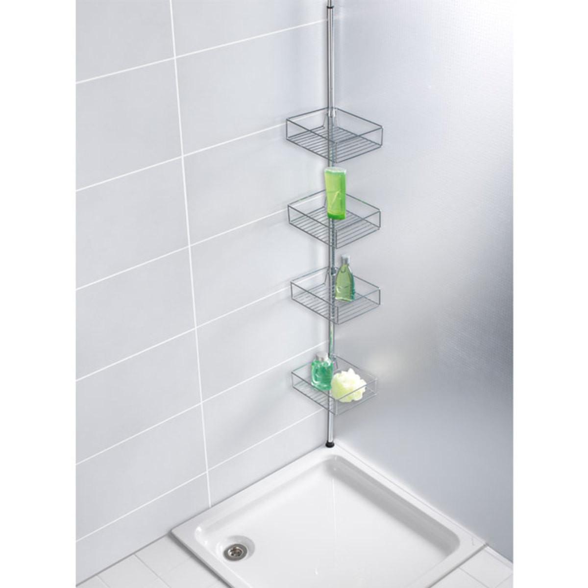 etagere baignoire