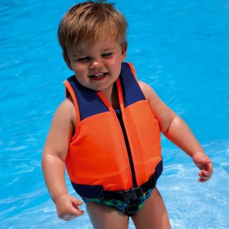 gilet natation bébé