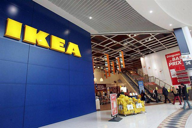 horaire ikea brest