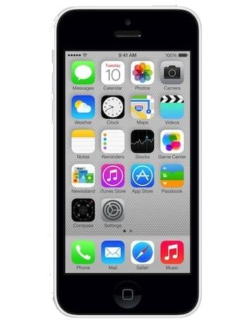 iphone 5c neuf