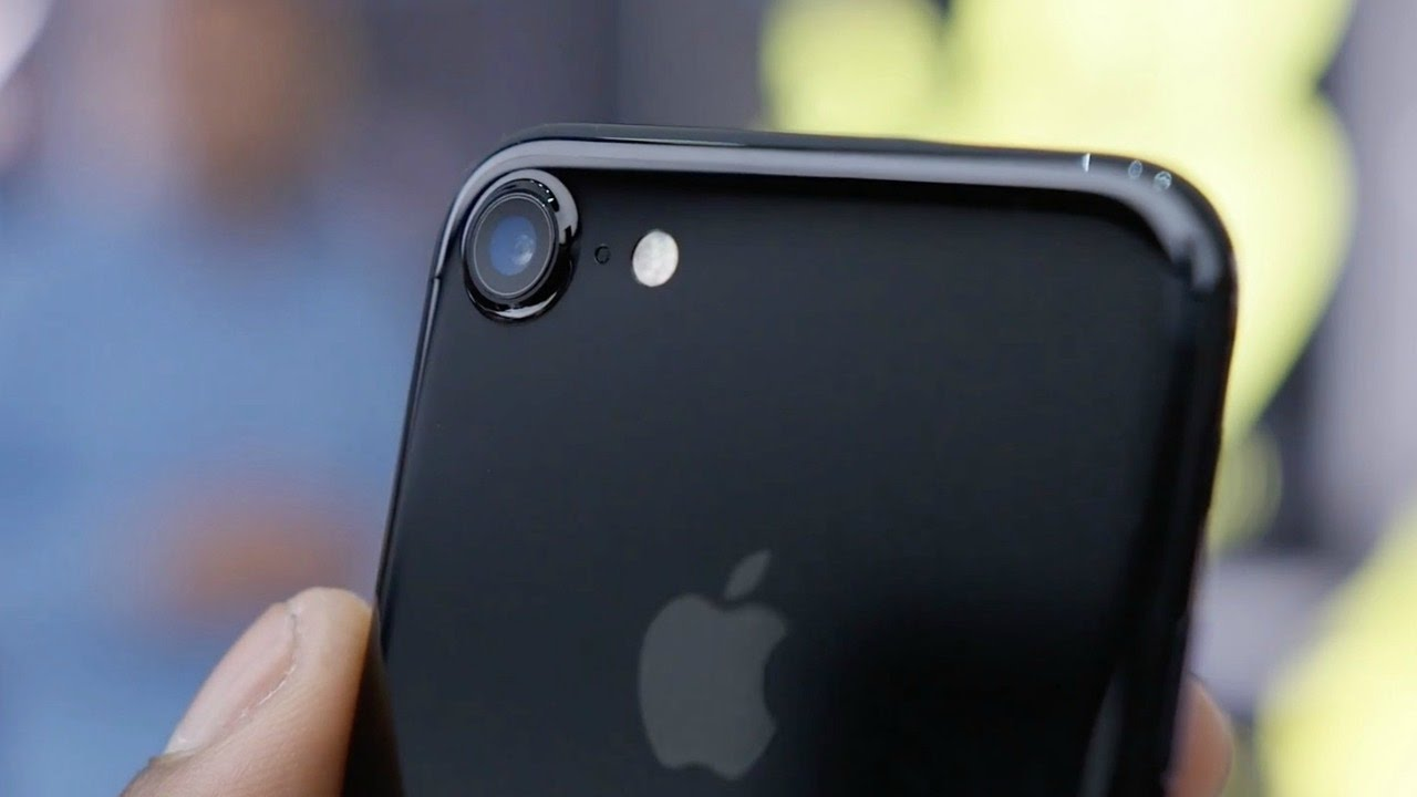 iphone 7 noir de jais