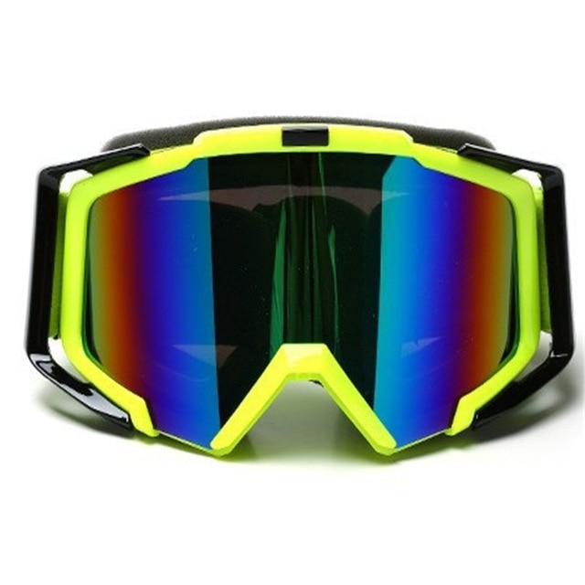 lunette ski