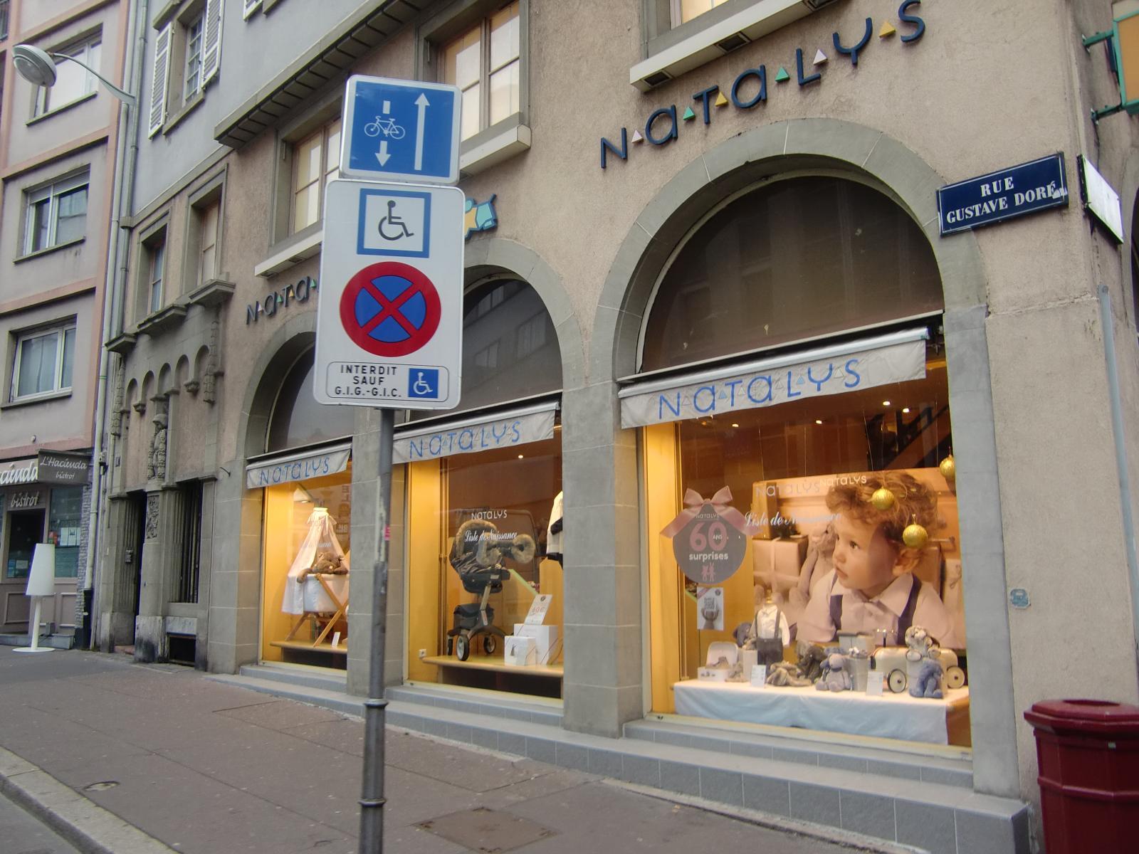 magasin bébé strasbourg