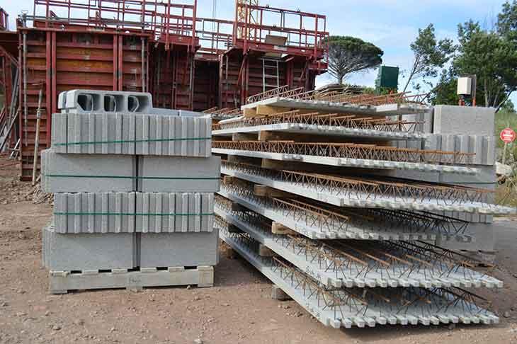 materiaux construction