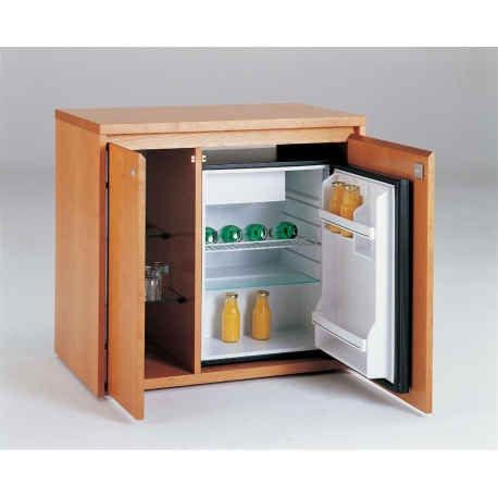 meuble frigo