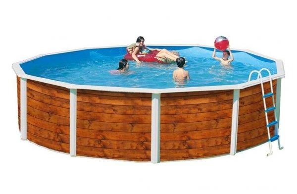 piscine hors sol ronde