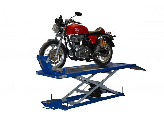 pont elevateur moto