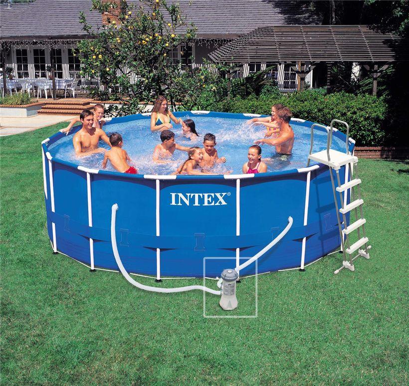 promo piscine intex