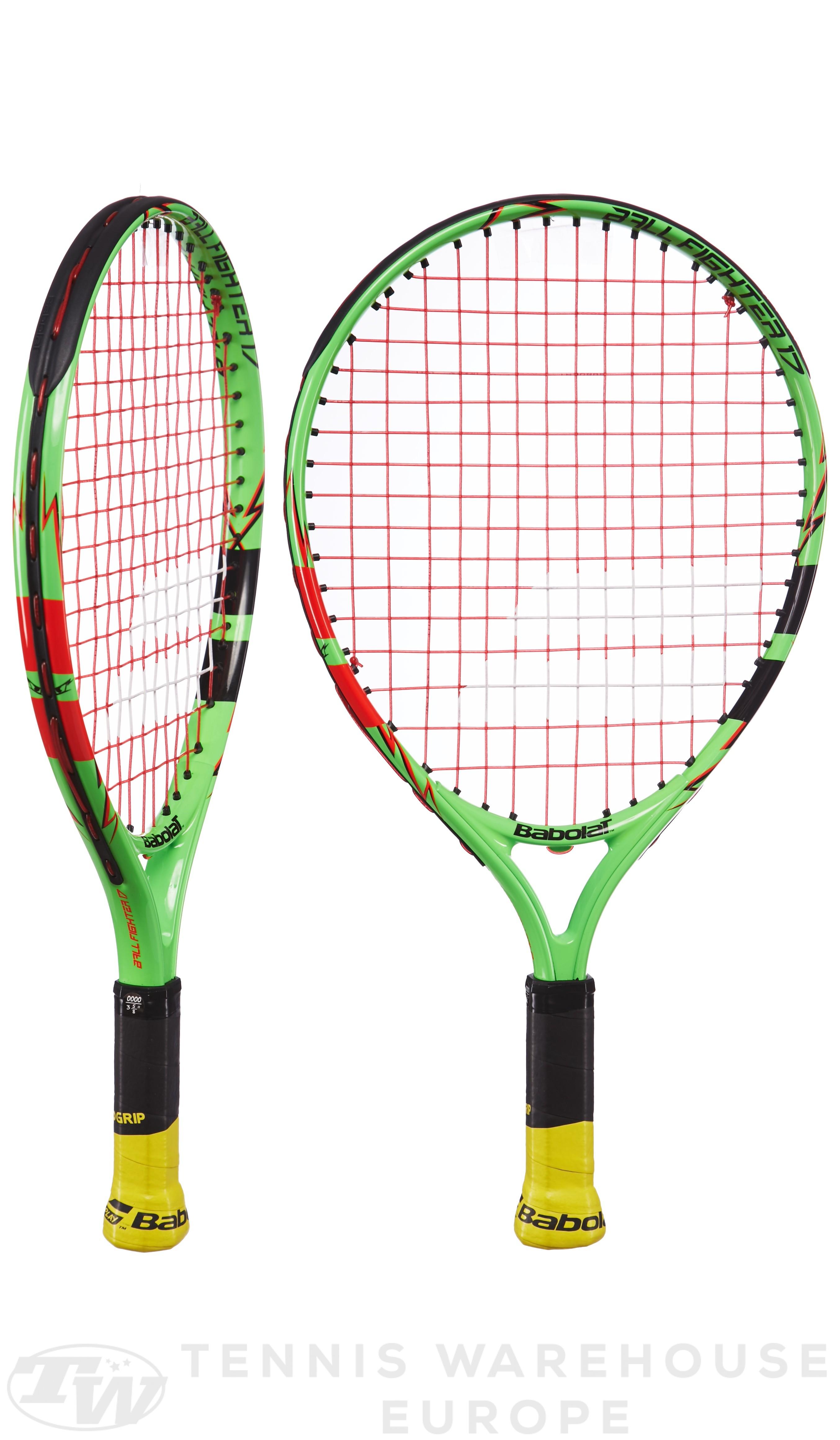raquette de tennis enfant