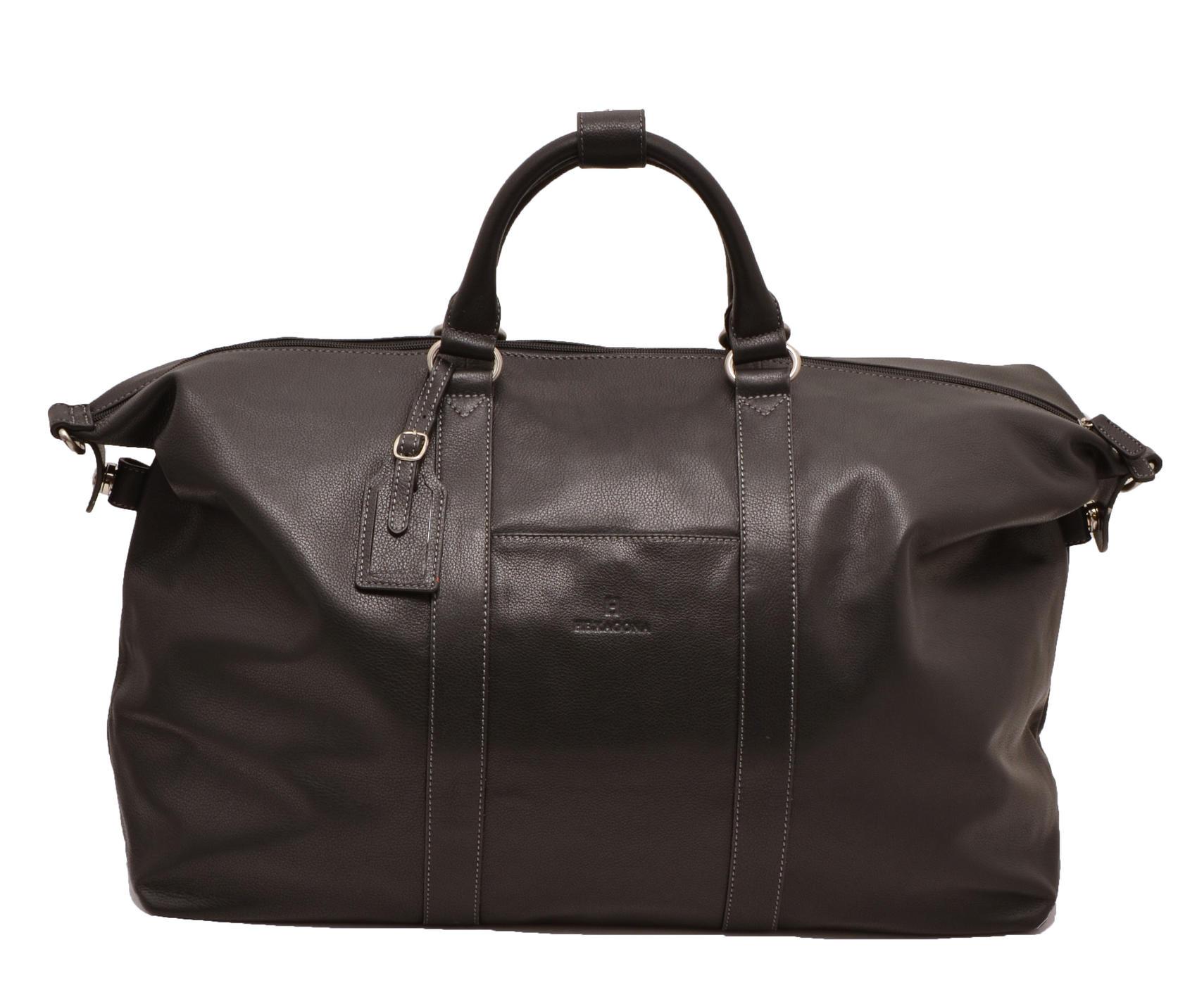 sac de voyage cuir femme