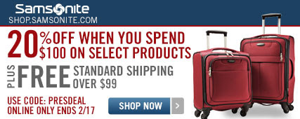 samsonite discount