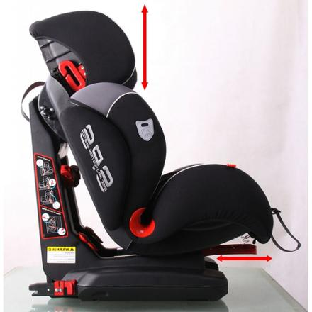 siege auto 123 isofix inclinable
