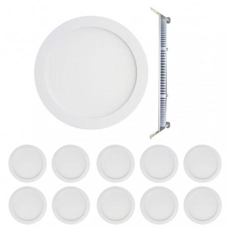 spot encastrable extra plat