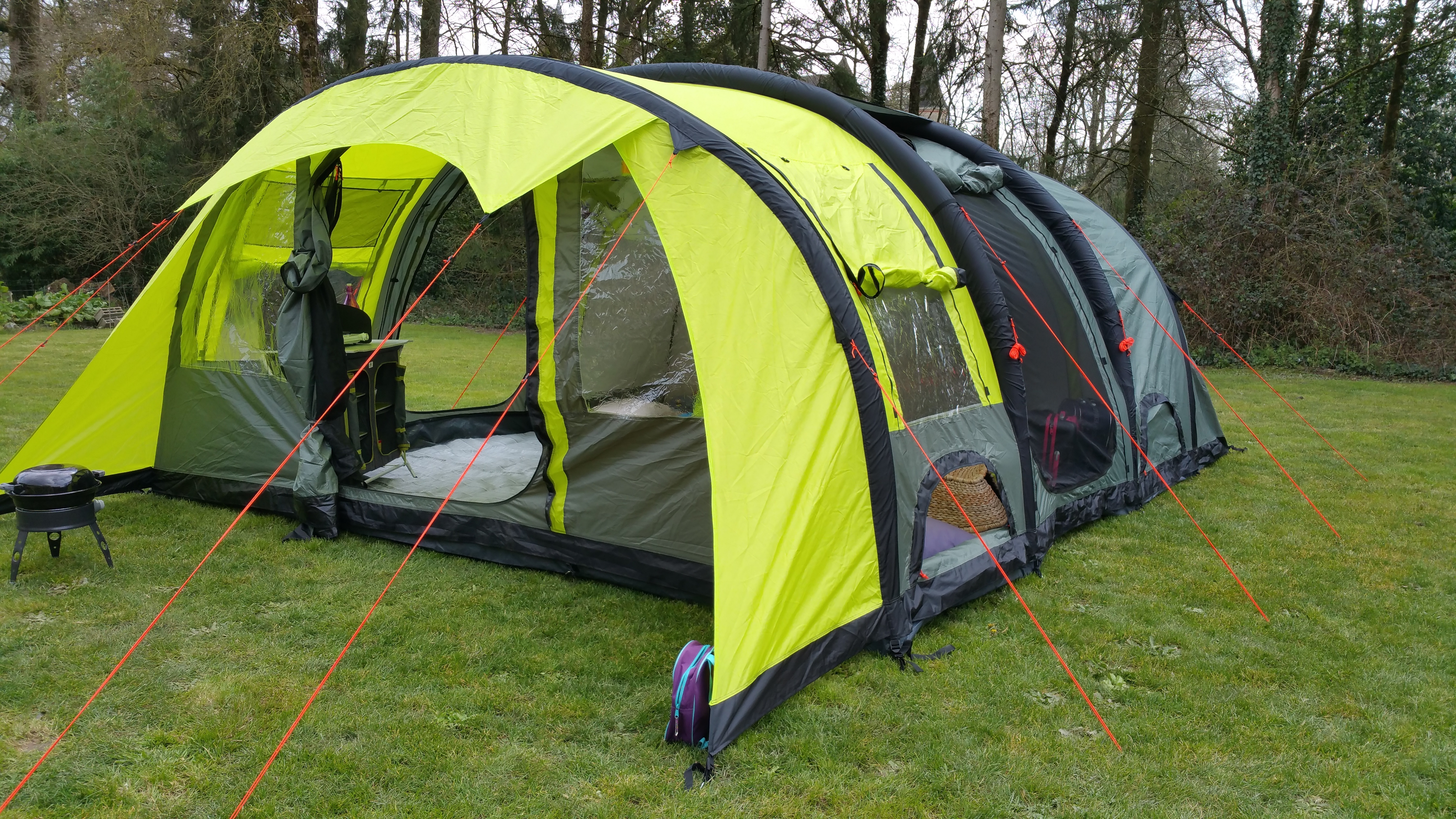 toile de tente