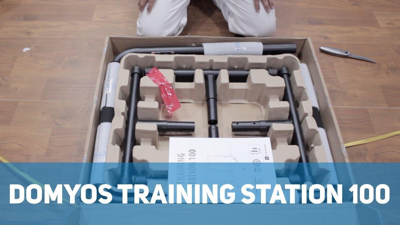 training station 100