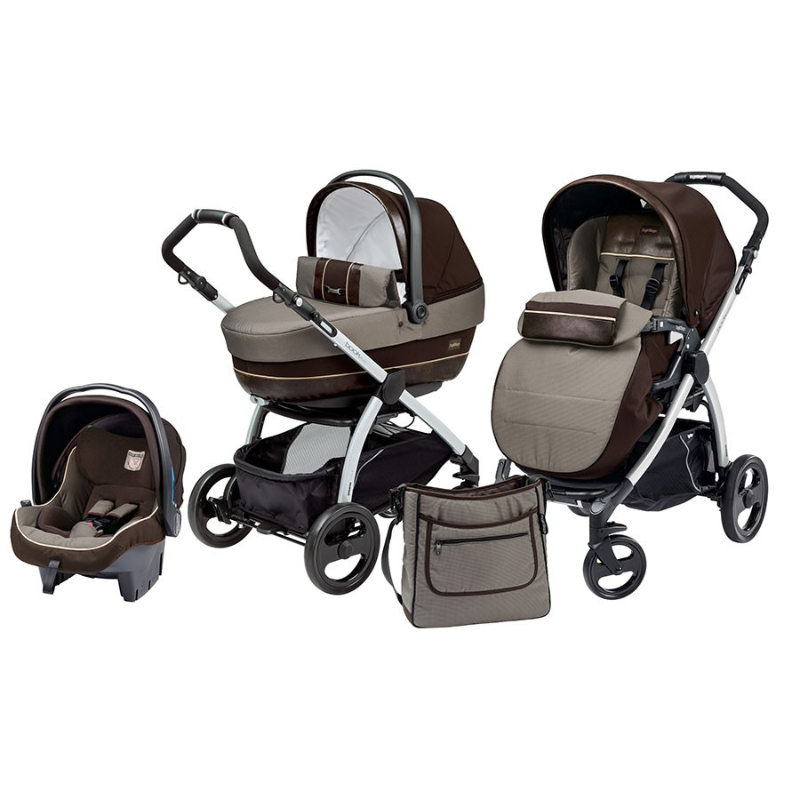 trio peg perego book plus