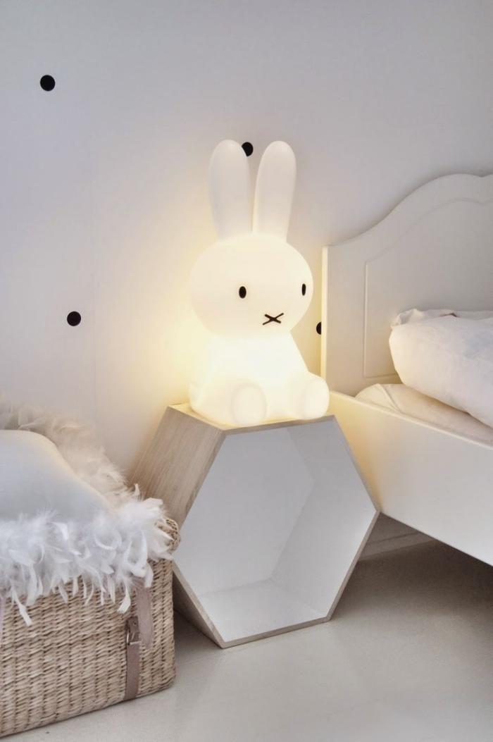 veilleuse chambre bébé