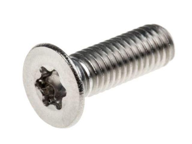 100 AUPROTEC Vis /à T/ôle TORX 4,8 x 25 mm t/ête bomb/ée plate avec rondelle galvanis/é noir DIN 7049-4,8 x 25 mm lot de 100