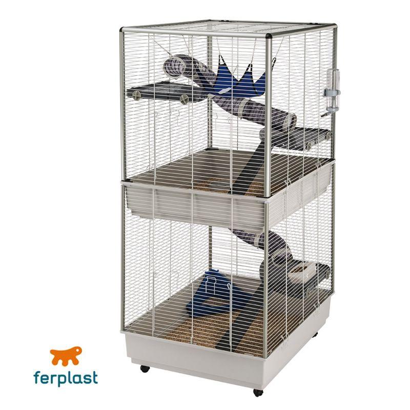 cage furet tower