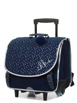 cartable a roulette ikks