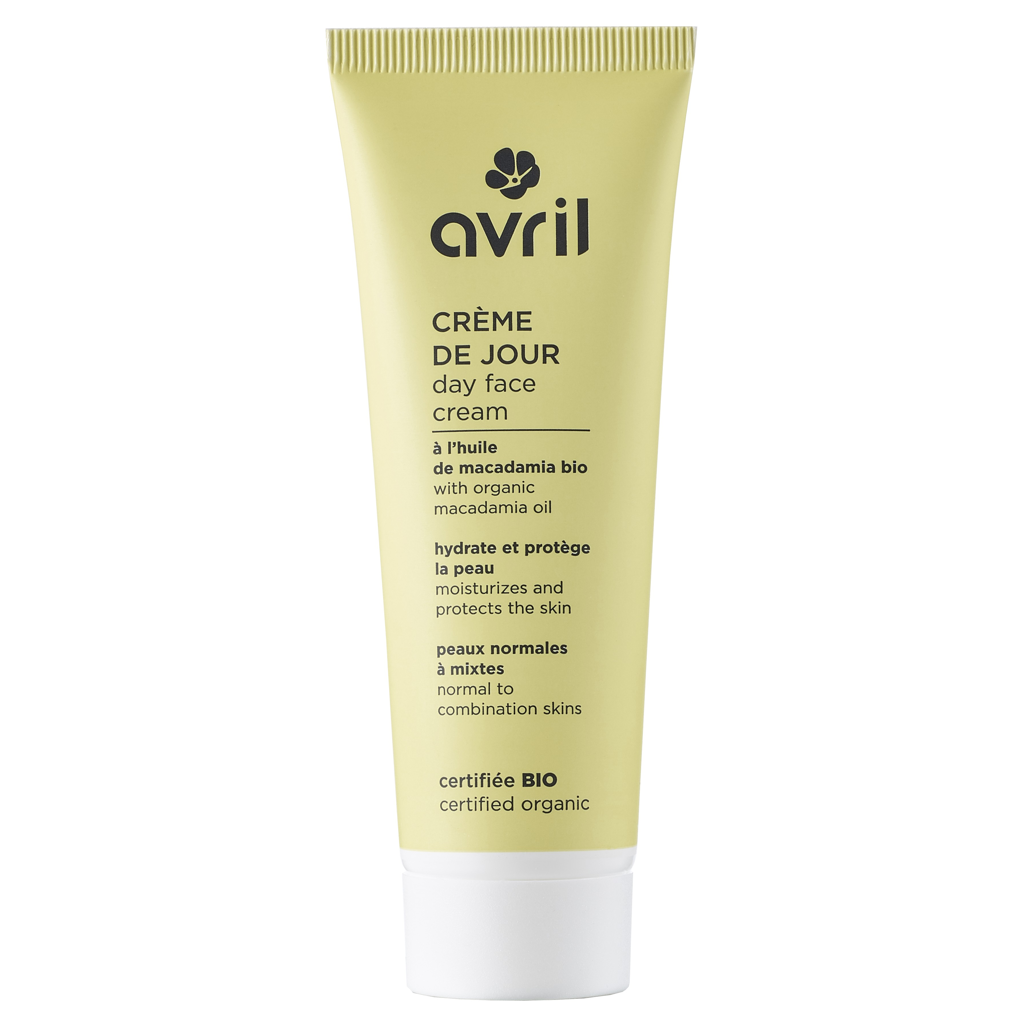 crème de jour peau mixte