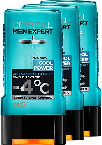 douche pour homme