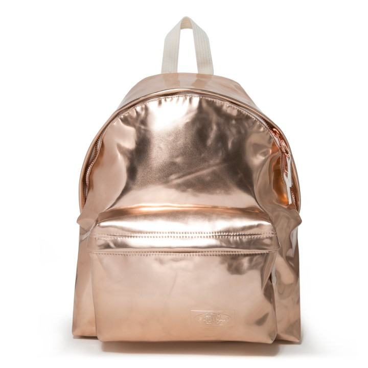 eastpak rose gold