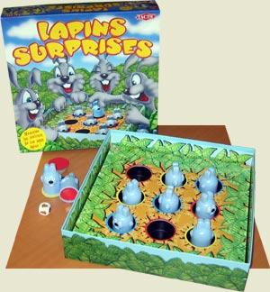 jeux de lapins