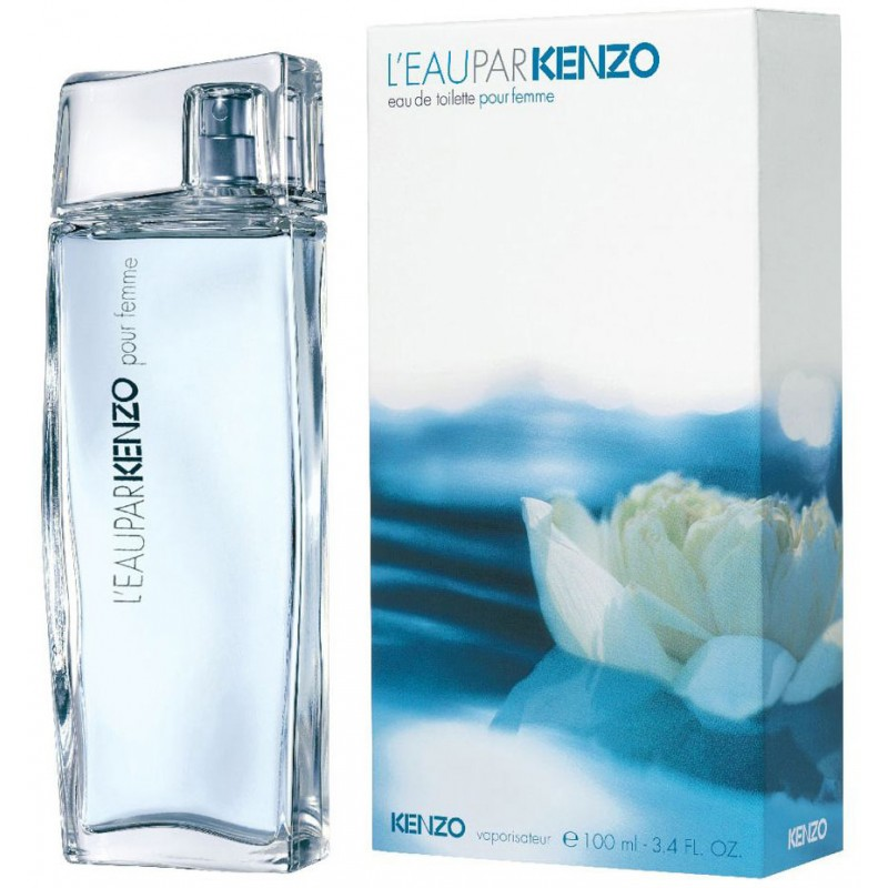 kenzo eau de toilette pour femme