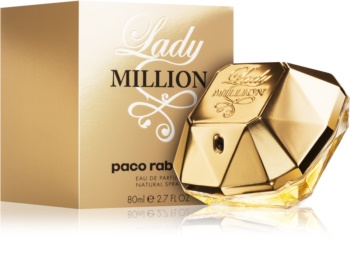 lady million parfum