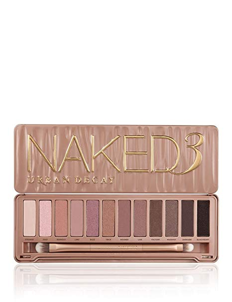 naked eyes palette 3