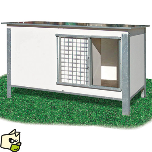 niche fermée pour chien