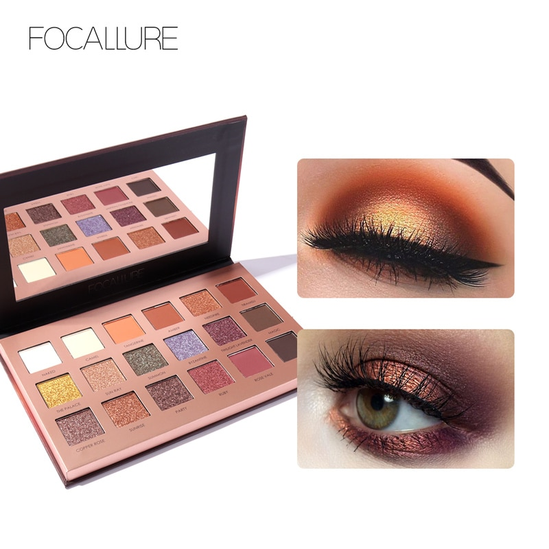 palette maquillage yeux