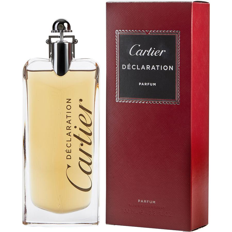 parfum cartier déclaration