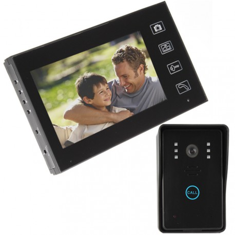 portier video sans fil