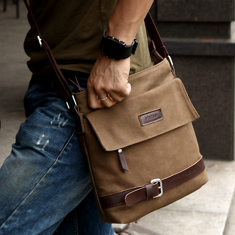 sac besace pour homme