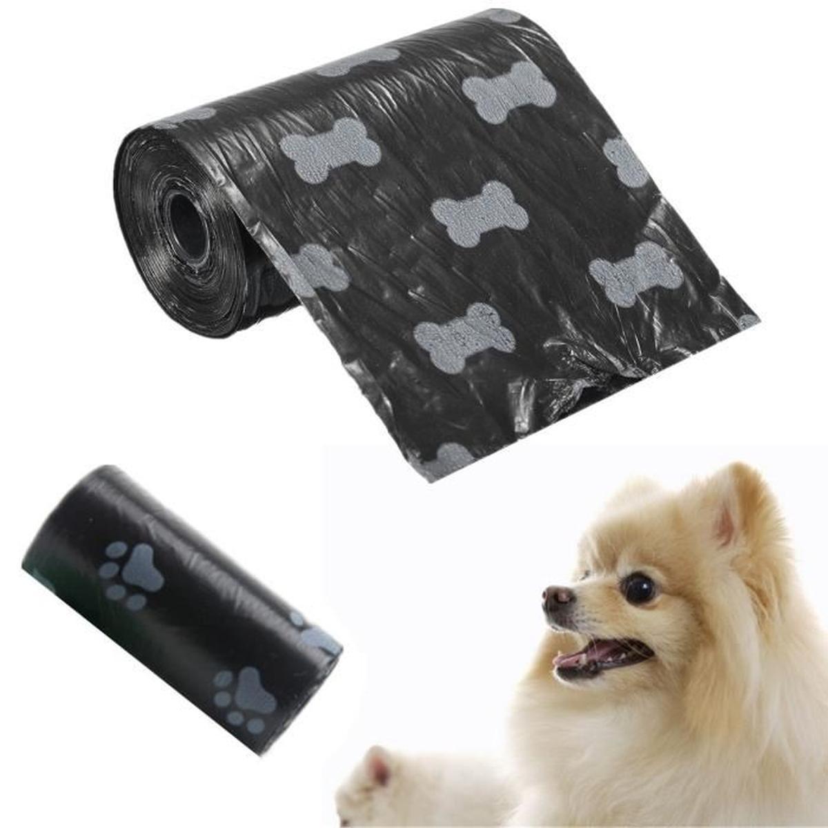 sac excrement chien