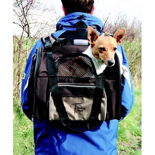 sac porte chien