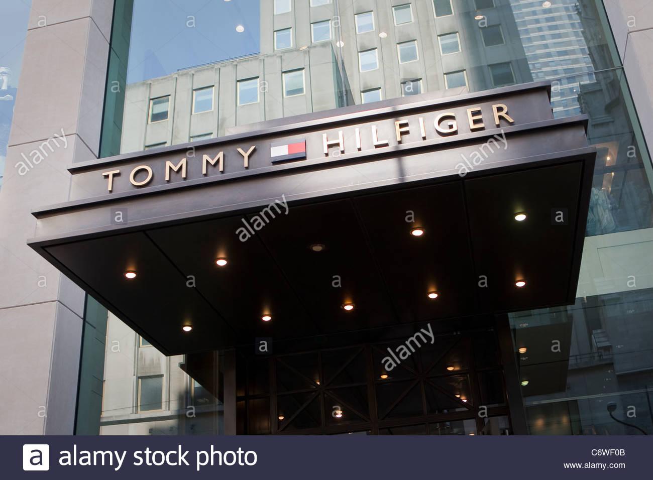 tommy hilfiger manhattan