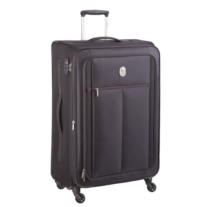 valise delsey souple 4 roues
