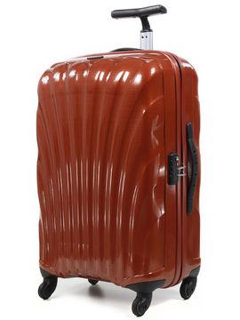 valise en polycarbonate samsonite