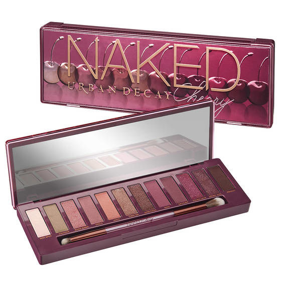 palette de maquillage naked