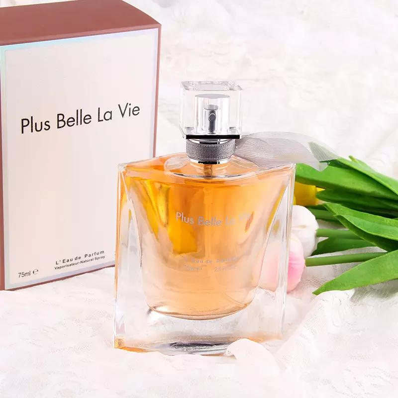 parfum plus belle la vie